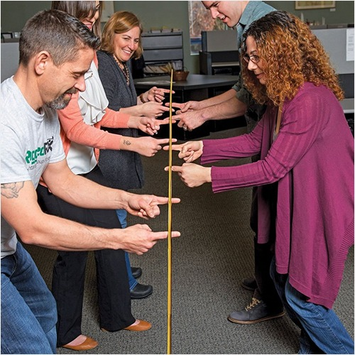 Shop Team Building Games