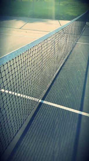 Frisbee Tennis